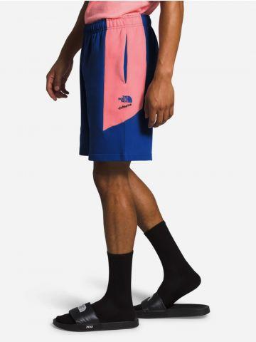 מכנסיים קצרים קולור בלוק עם לוגו של THE NORTH FACE