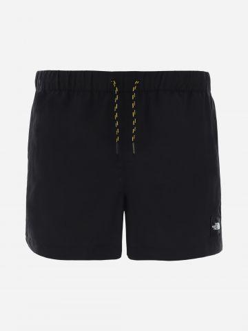 מכנסיים קצרים עם לוגו / גברים