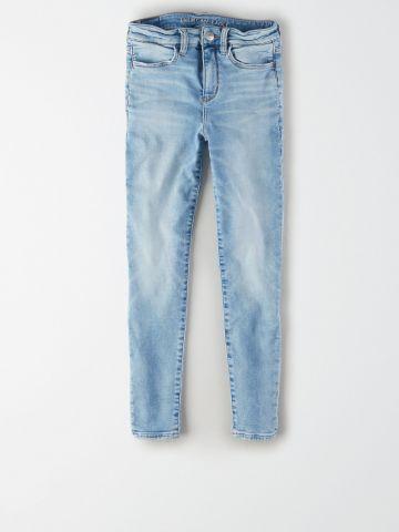 ג'ינס סקיני סטרץ' High Rise Jegging / נשים