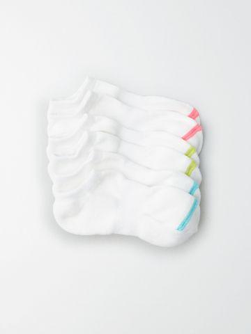 מארז 3 זוגות גרביים נמוכים / נשים
