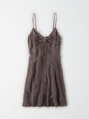 שמלת מיני עם אלמנט קשירה / נשים של AMERICAN EAGLE