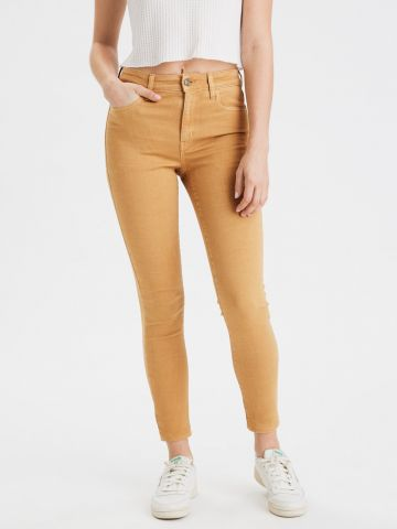 ג'ינס סקיני קרופ