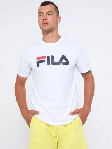 טי שירט עם הדפס לוגו של FILA