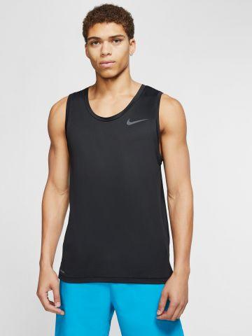 גופיית אימון Dri-Fit עם הדפס לוגו Nike Pro