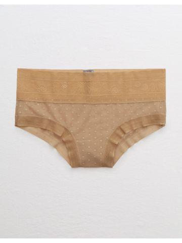 תחתוני צ'יקי עם רצועת מותן רחבה / נשים