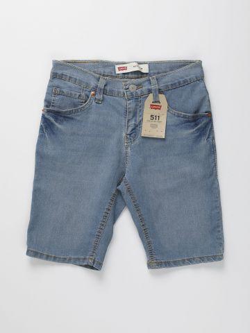 ג'ינס ברמודה קצר 511 / בנים