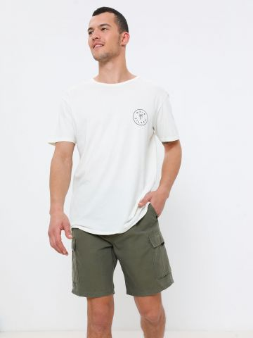 מכנסי ברמודה בורדשורט Dryflight