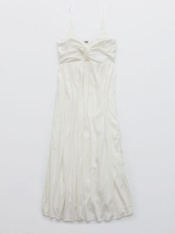 שמלת מידי עם טוויסט / נשים של AERIE