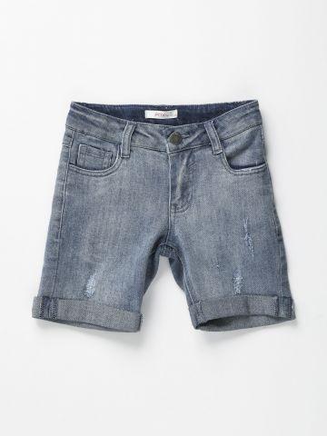 מכנסי ג'ינס קצרים / בנים