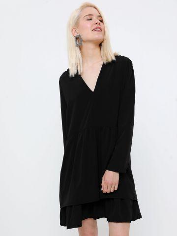 שמלת מיני שכבות של YANGA