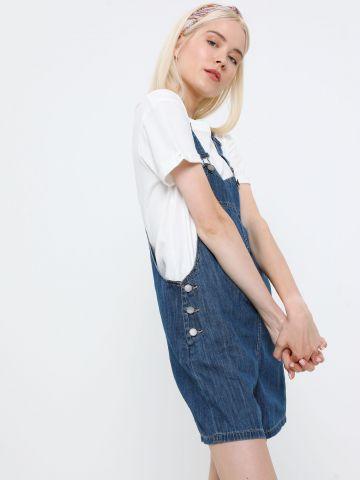 אוברול ג'ינס קצר של ROXY