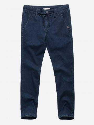 מכנסי ג'ינס ארוכים עם כיסים / בנים