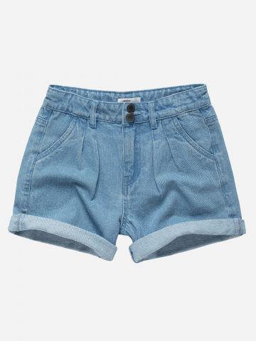 מכנסי ג'ינס קצרים / בנות