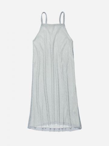 שמלה בגימור מנצנץ / בנות של FOX