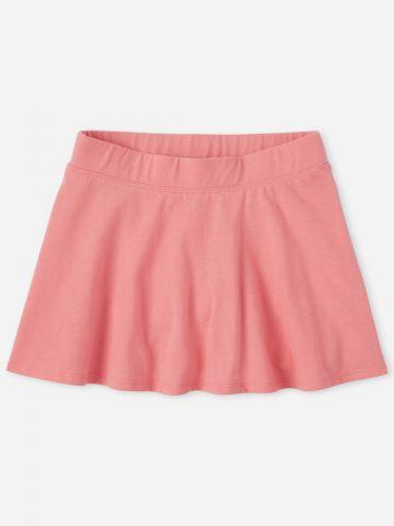 מכנסי חצאית חלקים / בנות