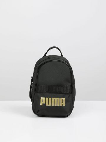 תיק גב מיני עם הדפס לוגו של PUMA