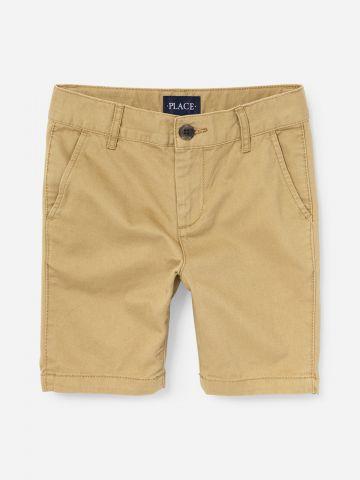 מכנסי צ'ינו קצרים / בנים