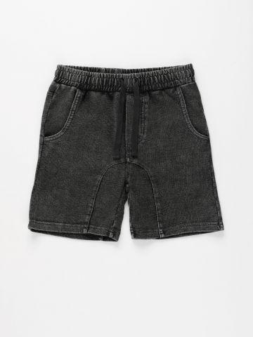 מכנסי טרנינג דמוי ג'ינס / בנים של THE CHILDREN'S PLACE