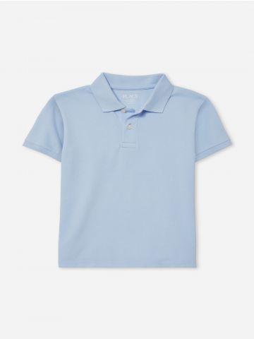 חולצת פולו שרוולים קצרים / בנים