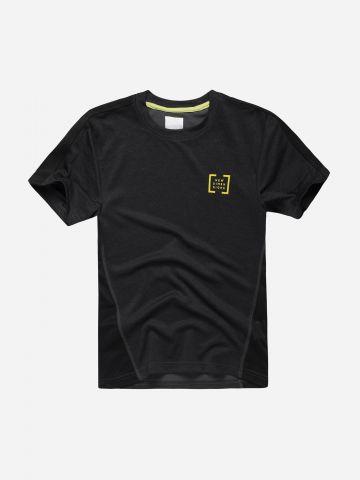 חולצת ספורט עם שרוולים קצרים / בנים