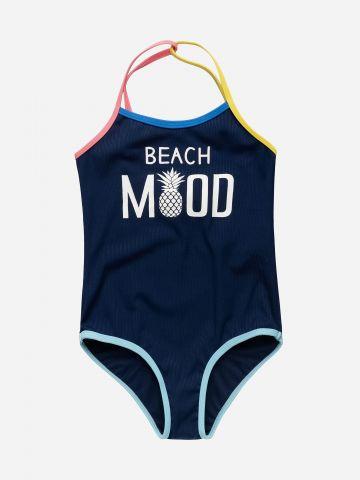 בגד ים שלם Beach Mood / בנות