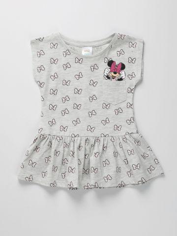 שמלת פפלום מיני מאוס / 6M-5Y