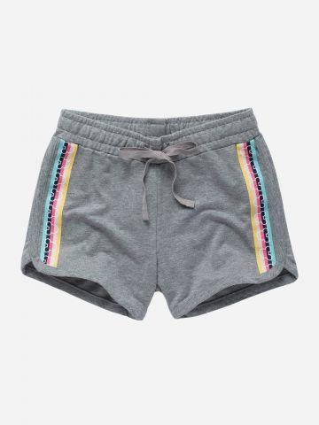 מכנסיים קצרים עם סטריפים דיסני / בנות