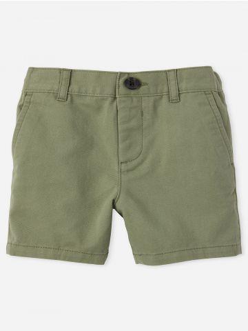 מכנסי צ'ינו קצרים / 9M-4Y