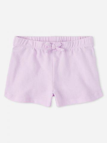 מכנסיים קצרים עם פפיון / 9M-4Y