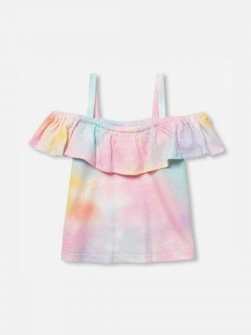 חולצת קולד שולדרס אומברה / 9M-4Y