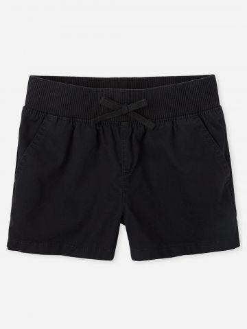 מכנסיים קצרים עם פפיון / בנות