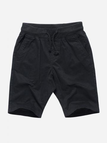 מכנסיים קצרים עם כיסים / בנים