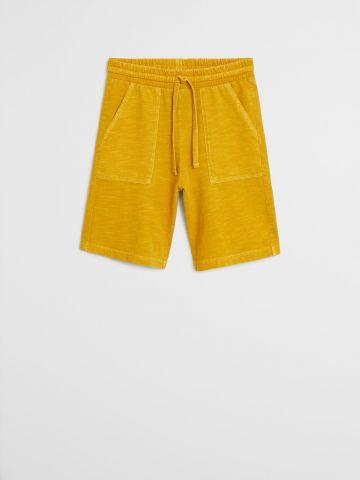 מכנסי טרנינג ברמודה / בנים של MANGO