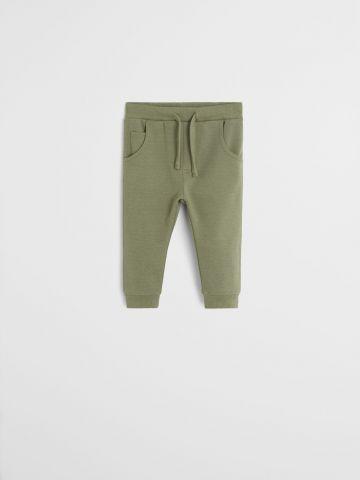 מכנסי טרנינג ארוכים  \ 9M-4Y