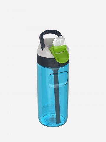 בקבוק מים עם פיה נשלפת Lagoon