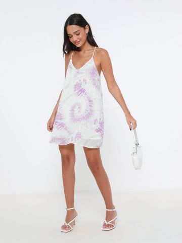 שמלת מיני טאי-דאי