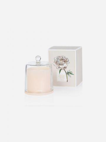 נר אווירה Peony Gardenia של LALINE