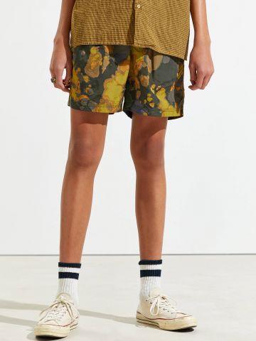 מכנסי בגד ים בהדפס טאי דאי UO