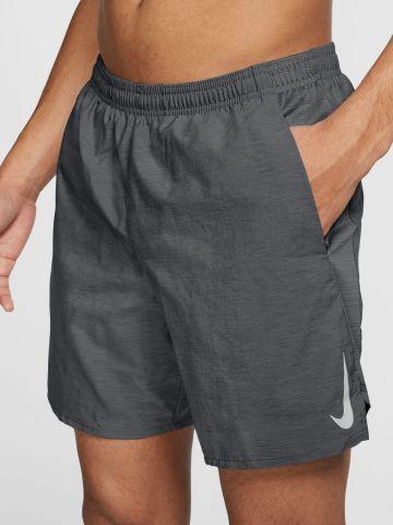 מכנסי ריצה קצרים Dri-Fit עם לוגו
