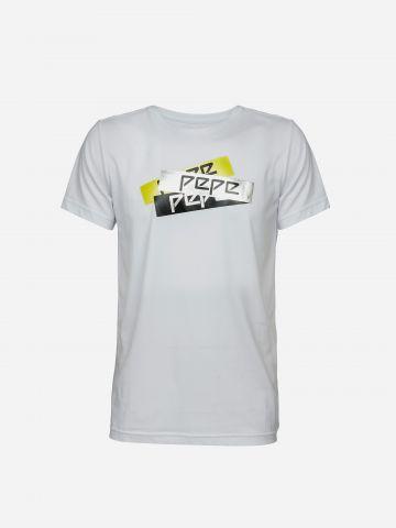 טי שירט לוגו / גברים