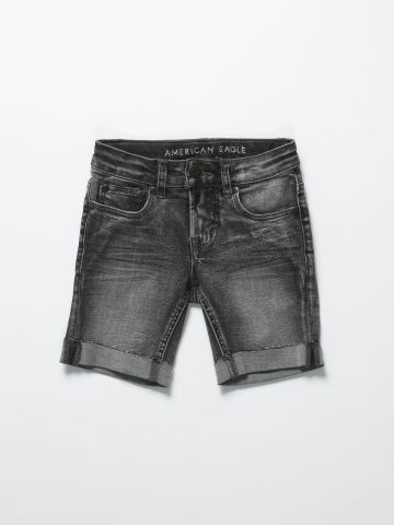 ג'ינס ווש ברמודה / בנים