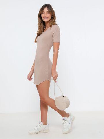 שמלת מיני ריב