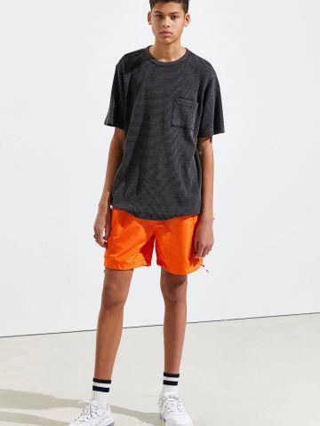 מכנסי ניילון קצרים UO של URBAN OUTFITTERS