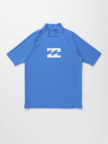 חולצת גלישה עם לוגו / ילדים