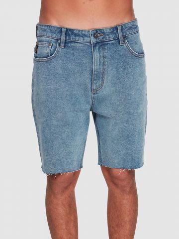 ג'ינס ברמודה קצר