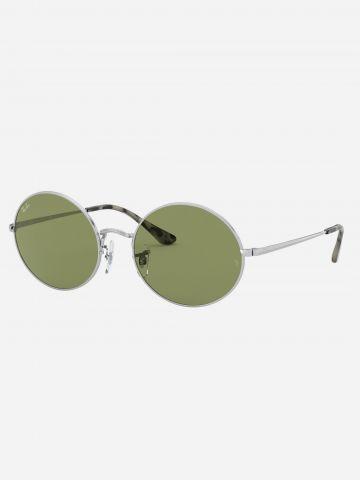 משקפי שמש עגולים Oval