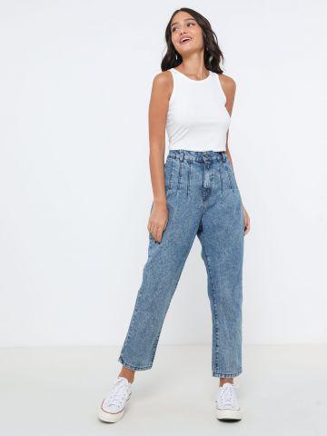 ג'ינס אסיד ווש Mom