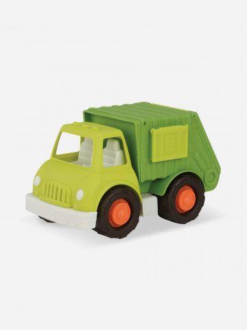 משאית אשפה ומיחזור צעצוע / 3+