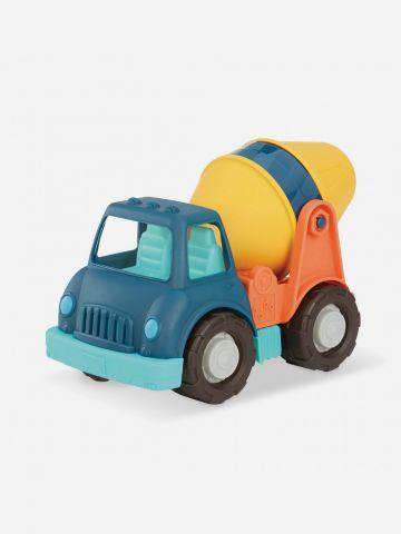 משאית מערבל בטון צעצוע / 3+