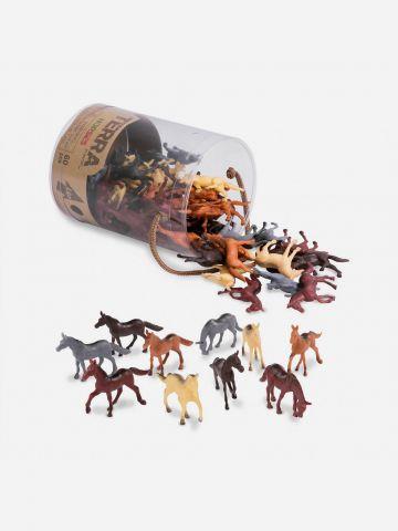 מארז 60 סוסים / 3+